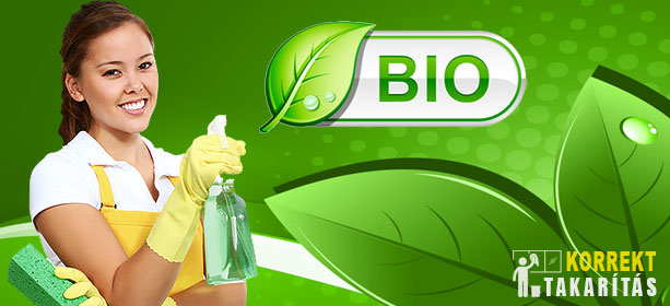 Bio takarítás